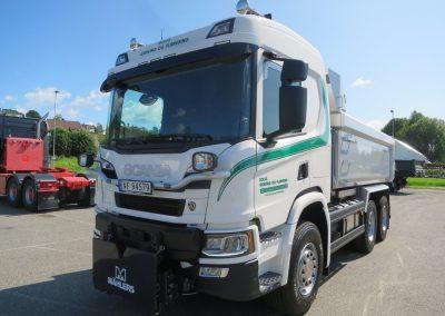 Scania P500