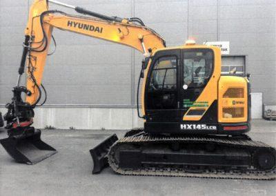 HX145lcr 14 tonn